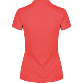 Regatta Maverick IV SS Shirt Women Neon Peach
